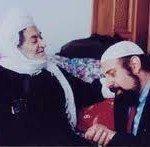 Shaykh Osman with Shaykh Rashid