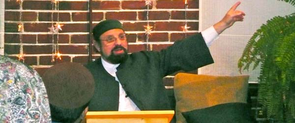 Shaykh Rashid lectures in Charlottesville
