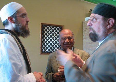 Guest Speaker: Mi'raj Ahmad Riccio speaks with Shaykh Ahmed Abdur Rashid